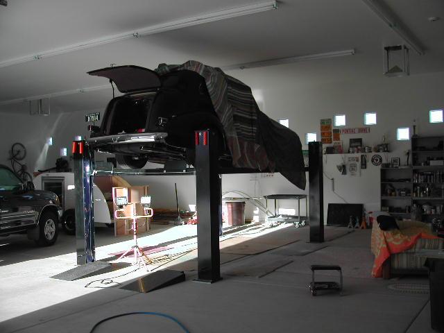 Dream garages for 12 ft wide garage door